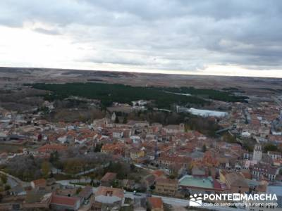 Visita enológica a Peñafiel – Ribera del Duero; rutas trekking madrid
